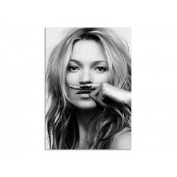 "Poster "" Kate Moss"""