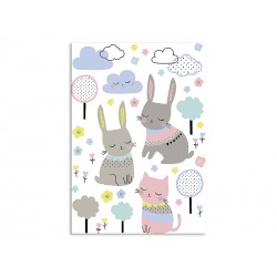 """Poster """"Bunny"""""""