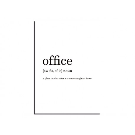 """Poster """"Office"""""""