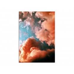 """Poster """"The clouds"""""""