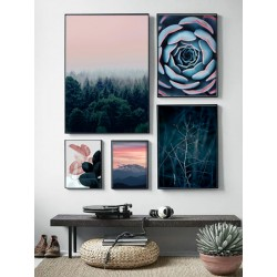 """Set posters in rame """"Nature"""""""
