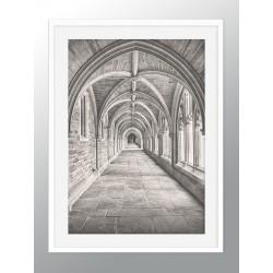 "Framed Poster ""Arch"""