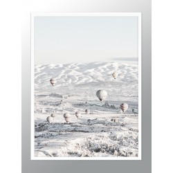 """Framed Poster """"Dream"""""""