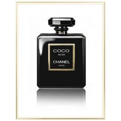 "Framed Poster ""Chanel"""