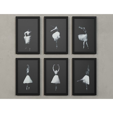 """Set of frames """"Swan"""" Color for Choic"""