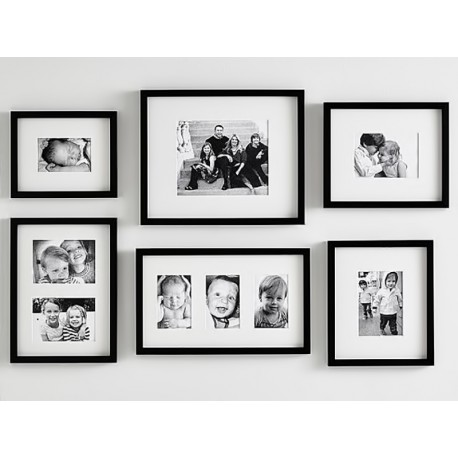 """Set of frames """"Sweet home"""" color to choose"""