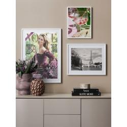 """Set framed poster """"Paris"""""""
