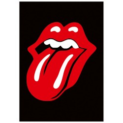 """Poster """"The Rolling Stones"""""""