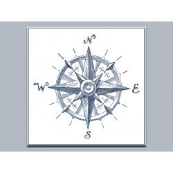 "Poster ""Nautical"""