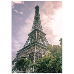 """Poster """"The Eiffel Tower"""""""