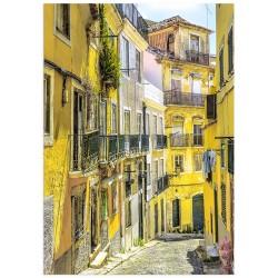 "Poster ""Lisbon, Portugal"""