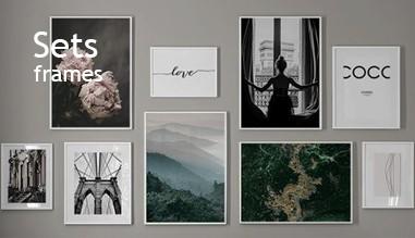 Sets frames